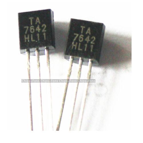 10PCSTA7642 7642 TO92 Single Radio Chip IC CF