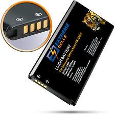 Extremecells Akku für Samsung Galaxy Alpha ALPHA SM-G850F EB-BG850 Batterie