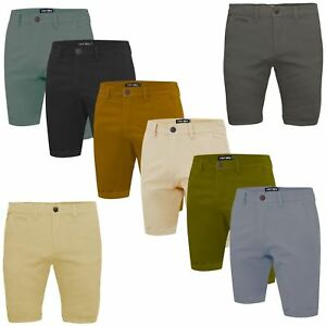 cbfdf92d493d2 Details zu Mens D&H Chino Cotton Bottom Folding Knee Length Summer Bermuda  Shorts Pants