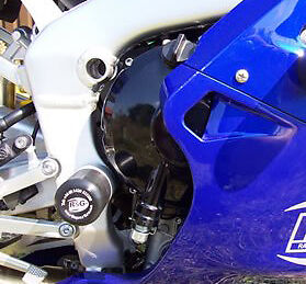 R&G Racing Crash Protectors (Lower) to fit Yamaha YZF R1 1998-2003
