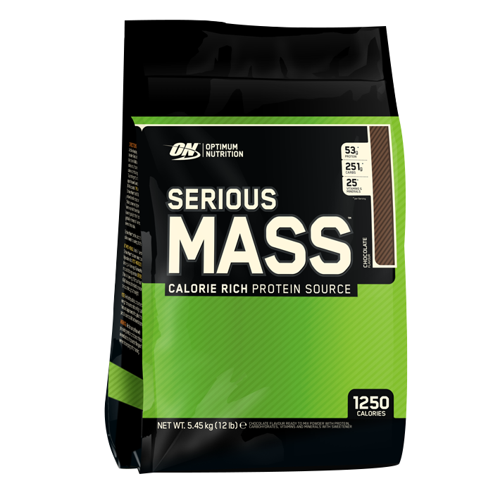 Optimum Nutrition Serious Mass 5.4kg Weight Gainer Mass Protein