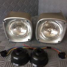 Massey Ferguson 135, 148, 165, 175, 185, 188 Headlights    pair