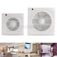 Kitchen Toilet Waterproof Premium Bathroom Extractor Fan Ducting 4'' 6'' 8''