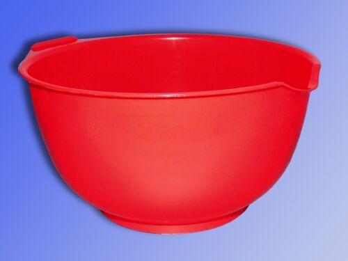 Backschüssel Küchen Teig Schüssel 1,0l-1,5l-2,0l-2,5l Rührschüssel Rürbecher