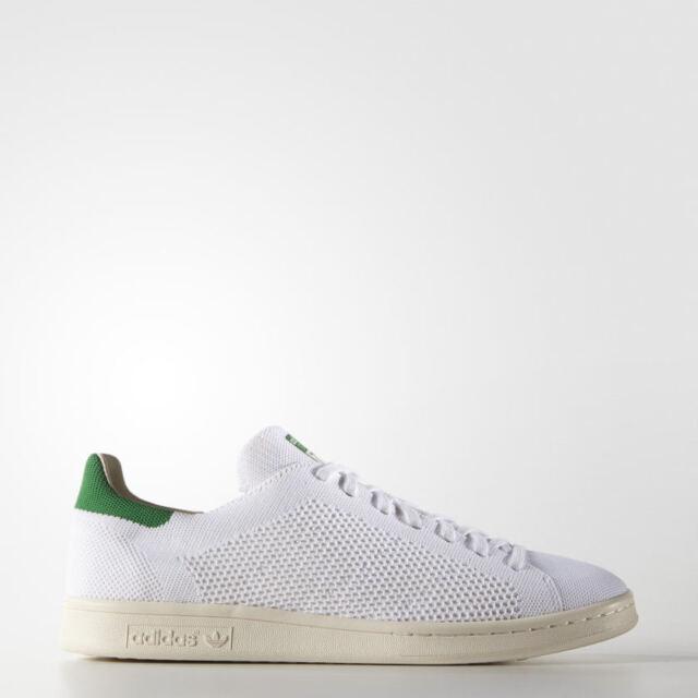 5e80231e11b Adidas Originals Men s Stan Smith OG PrimeKnit Casual Fashion Sneakers  S75146