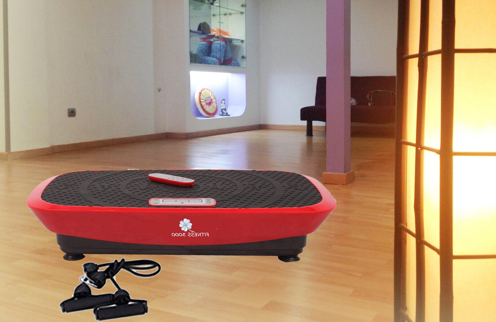 argentoforma vibratoria y oscilante funcion 3D Fitness 3000