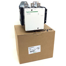 Contactor LC1F400-S011 012211 Schneider 200kW LC1F400