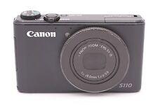 Canon PowerShot S110 12.1 MP Digital Camera - Black