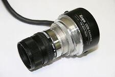 Koyo YS-A11-1630 CCD Camera Cosmicar Pentax 16mm 1:1.4 TV Lens