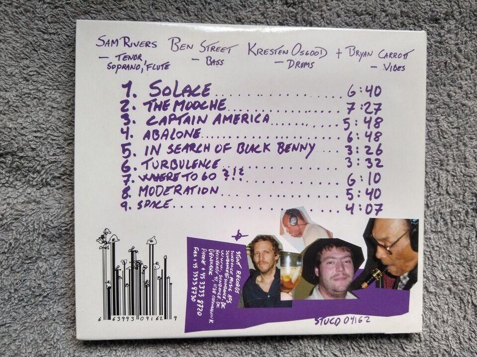 Purple Violets: do, jazz