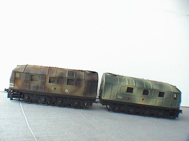 353+ Wehrmacht Lok BR v188 DIESEL
