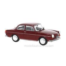 VW 1600 L 1970-1:43 Whitebox  *NEW* dunkelrot