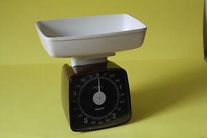 Waage Kuchenwaage Haushaltswaage Waage Krups Ideal Typ 875 Braun Ebay