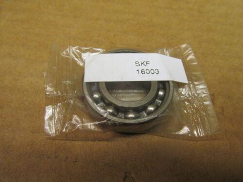 SKF 16003 BEARING OPEN 16003 17x35x8 mm