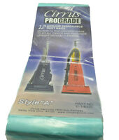 Cirrus Prograde Upright Vacuum Cleaner Style A Bags