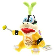 "Super Mario Bros 8"" Iggy Hop Koopa Bowser Koopalings Cute Plush Toy Doll-MX2603"