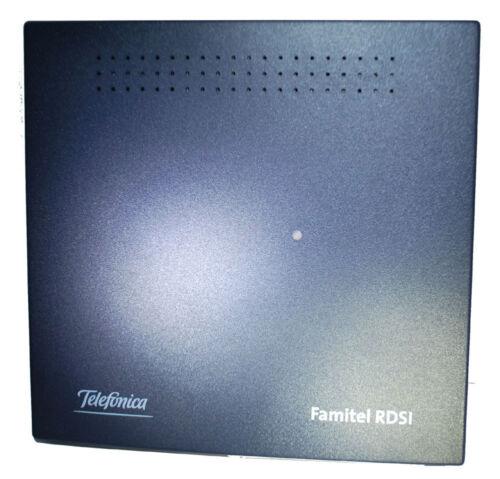 Telefonica Famitel RDSI ISDN//analog TK-Anlage für 2x analog Endgeräte  und DECT