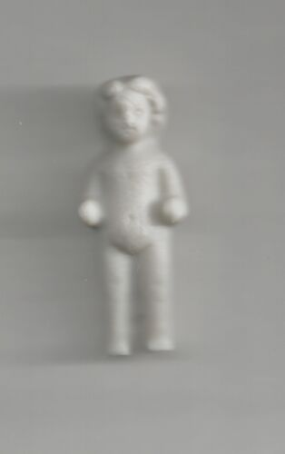 """Antique Germany Frozen Charlot Doll Undamaged 1/"""" or 32m Excavated  D7"""