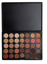 Crown Brushes 35 Colour Rose Gold Eye Shadow Palette *Perfect Gift!*