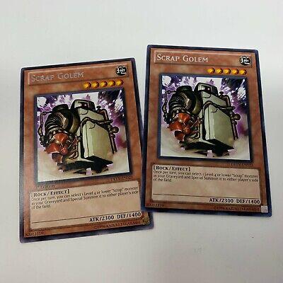 1st Edition NM YUGIOH Scrap Golem DREV-EN023 Rare
