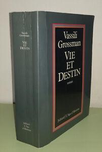 Vie et Destin Par Vassili Grossman