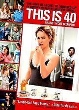 NEW DVD // This Is 40  // Paul Rudd, Leslie Mann, Megan Fox, Albert Brooks, Chri