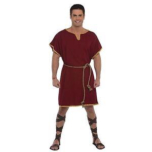 Mens Standard Size L Greek Roman God Hercules Mythology Gladiator