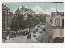Rotterdam Zeevischmarkt Netherlands Vintage Postcard 108b