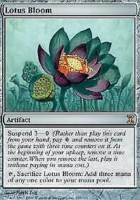 1x-Lotus-Bloom-Time-Spiral-MP-Moderately-Played-MTG