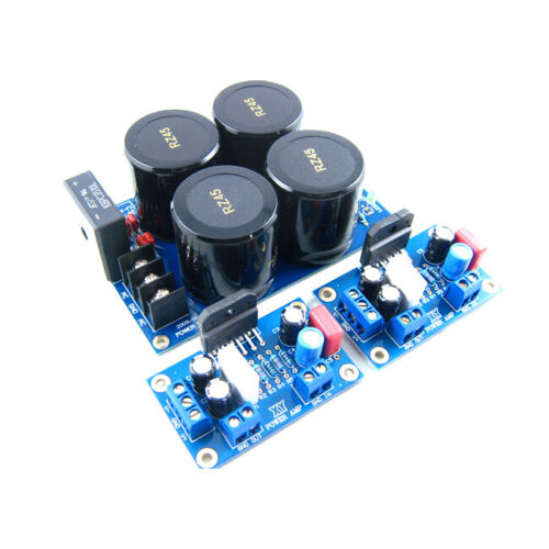 HiFi DIY LM3886TF Digital Power Amplifier Board+Rectifier Filter Module Amp Kit