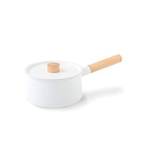 Japan Kaico HGold(Enamelware) HGold(Enamelware) HGold(Enamelware) Sauce Pan 2.2L Makoto Koizumi Design 23c960