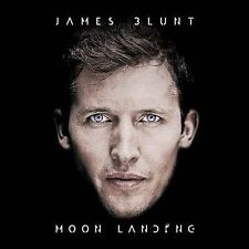 Moon Landing by James Blunt (CD, Oct-2013) 3 Bonus Tracks