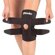 Mueller 4531 Adjustable Open Knee Support Pain Patella Brace Strap Wrap Sport