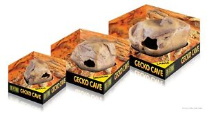 EXO-TERRA-GECKO-CAVE-VIVARIUM-TERRAINIUM-REPTILE-HIDE-DECORATION-ACCESSORY-SIZES