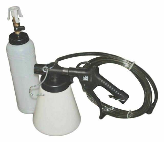S-XBB2 Brake /& Clutch Bleeder Set Pneumatic Vacuum Bleeding Fluid Change Air