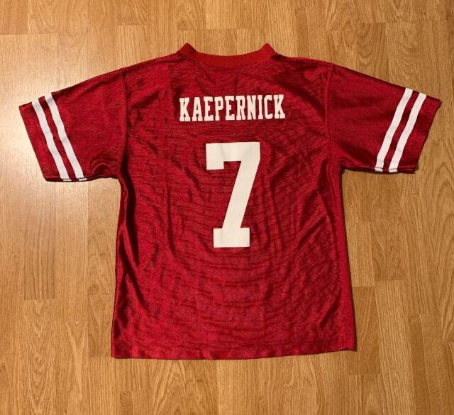 kaepernick youth jersey