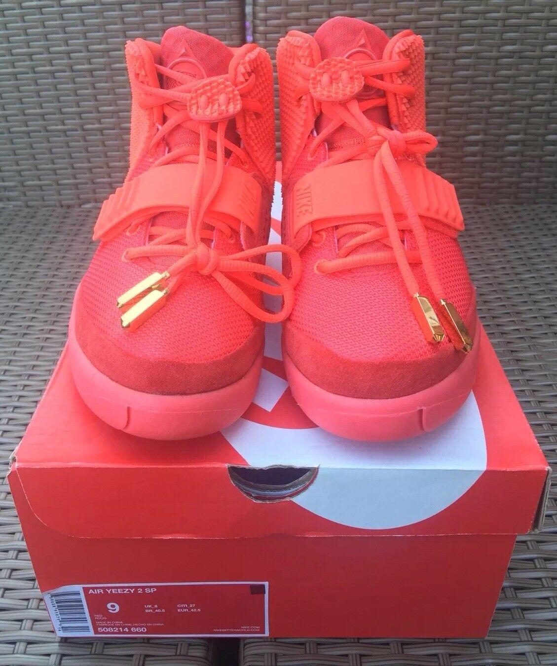 buy popular 8d42e cab47 ... Nike Yeezy Red October NRG NRG NRG US 9 Deadstock 3042b7 ...
