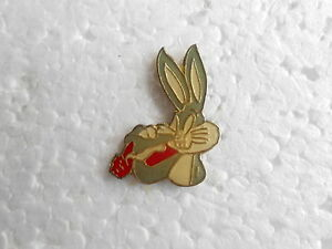 Vintage Bugs Bunny Cartoon Character Pin Ebay