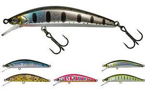 Minow 75cm56g Angelausrüstung 6 Color Hook peche Wobbler/_BaitsBass B5V D0V9
