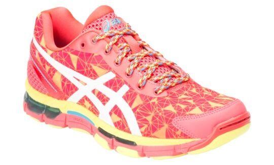 Asics Gel Netburner Professional 11 Womens Netball shoes (B) (4295)   SAVE