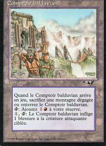 MTG-Magic-Alliances-Comptoir-Balduvian-Rare-VF
