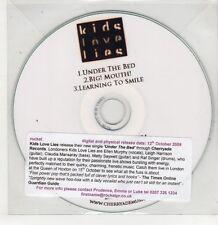 (GU276) Kids Love Lies, Under The Bed - 2009 DJ CD