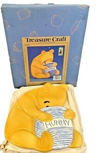 Vintage Treasure Craft | Classic Disney Winnie The Pooh Hunny | Ceramic Trivet
