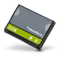 New OEM Blackberry DX-1 DX1 D-X1 Battery for 9530 9550 8900 9630 9650 Storm Bold