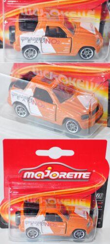 MAJORETTE 212053050 TOYOTA rav4 Cabrio Tipo sxa15 Arancione//team no2 circa 1:50