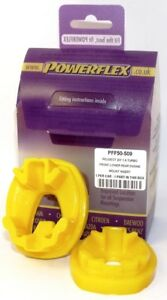 PFF50-509-Powerflex-Rear-Lower-Engine-Mount-Insert-ROAD-SERIES-1-in-Box