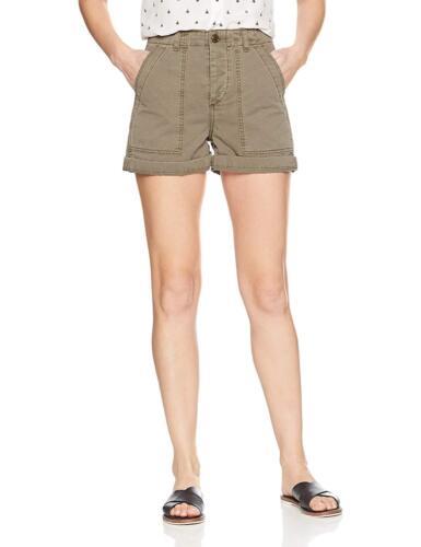 Colori Militari Earth Joe's Rise Nwt Shorts Jeans Army 128 The High qSPqO