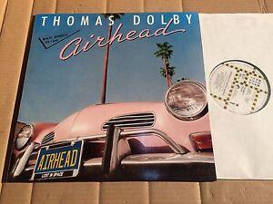 "THOMAS DOLBY - AIRHEAD - 4-TRACK-12""-MAXI-SINGLE - EUROPE 1988 (DI1523) - Großenwiehe, Deutschland - THOMAS DOLBY - AIRHEAD - 4-TRACK-12""-MAXI-SINGLE - EUROPE 1988 (DI1523) - Großenwiehe, Deutschland"