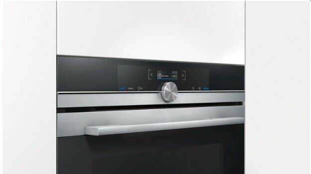 Ovn, Siemens Siemens sort ovn - Pyrolyse - softClose - A+