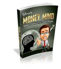 Your Money mind E book with resell rights